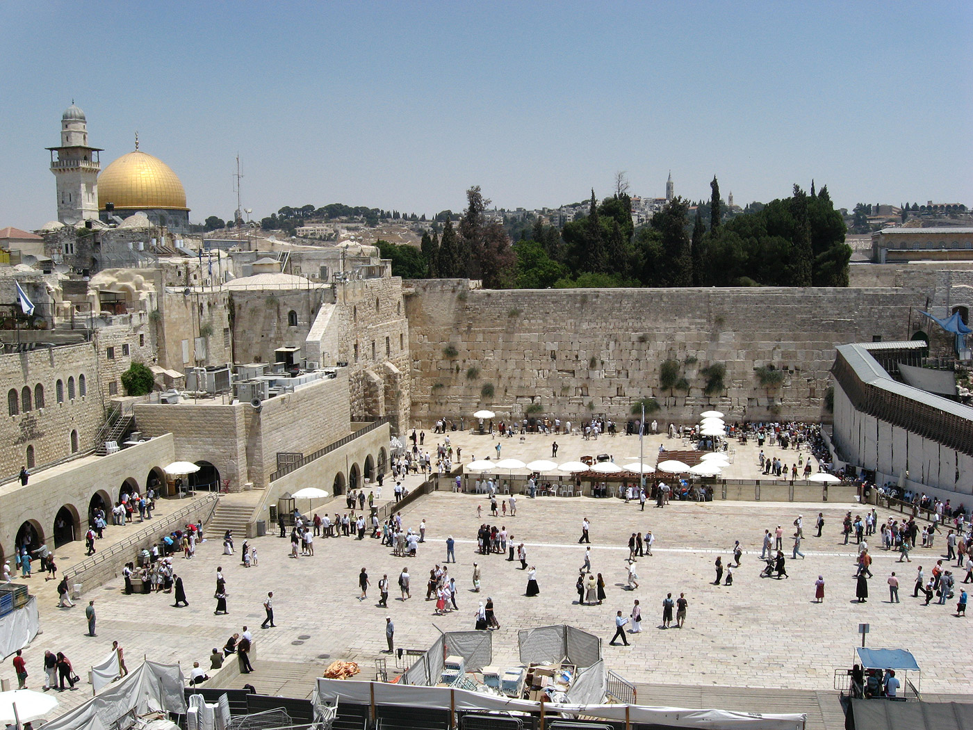 The Wailing Wall (Israel, Jerusalem): a description of why it is so called, how to write a note 17