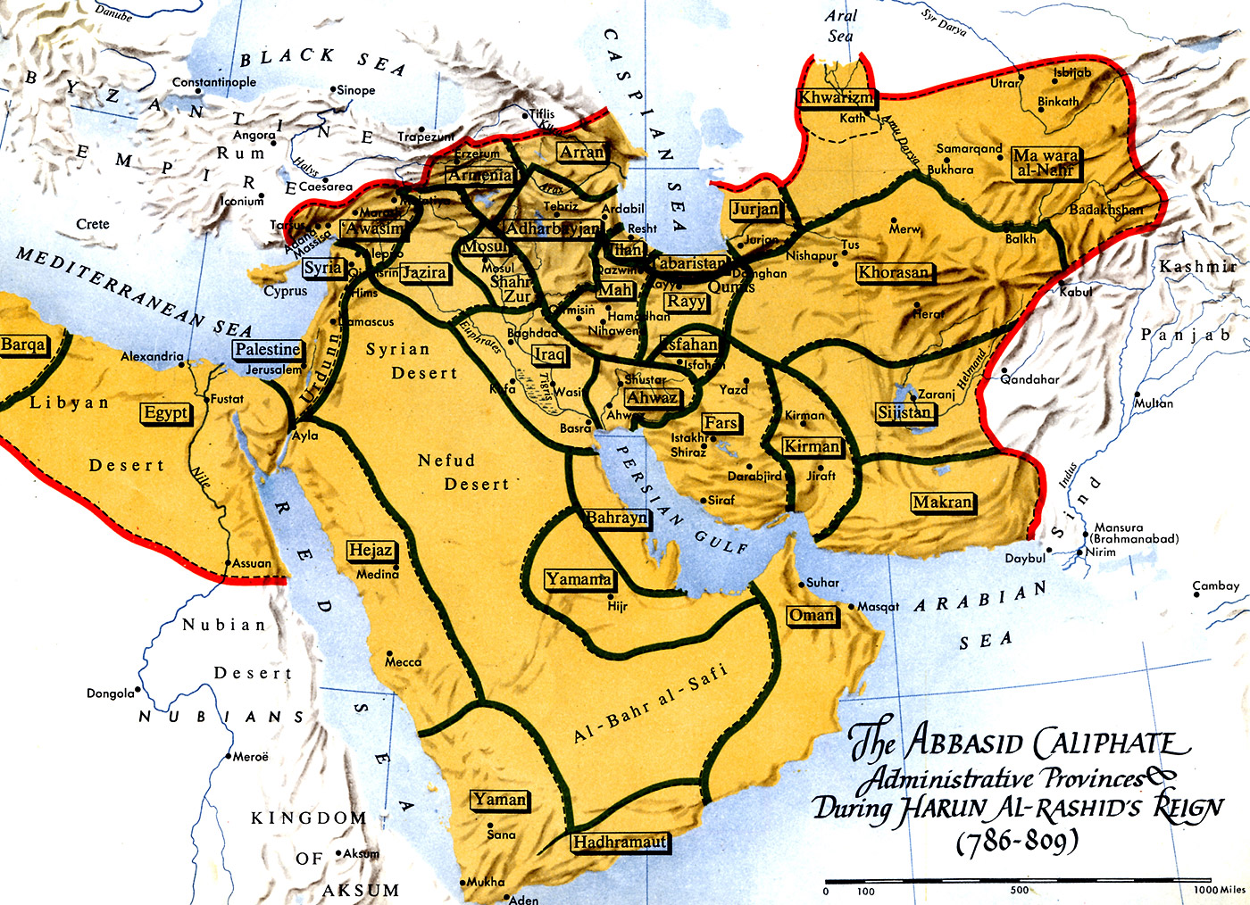 abbasid and byzantine empire fall and Caliphs took advantage of weakened empires (persia, byzantine)  evangelize  within the empire  abbasid decline began around 900 ce, caused by.