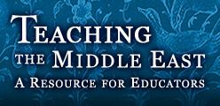 http://teachmiddleeast.lib.uchicago.edu/images/teaching-the-middle-east-logotype.jpg